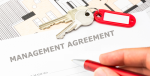 management agreement for guaranteed rent